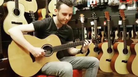 美诗特Maestro吉他弹奏