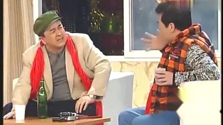 小品:巩汉林老师智斗歹徒,错把黄宏当小偷,