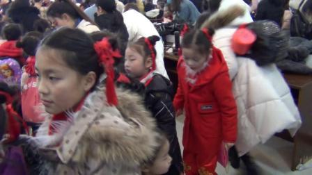 2019年长城舞蹈专修学校平邑教学点《开门红》