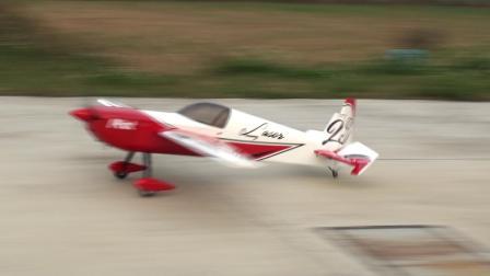 中山领航60cc  Laser-88 第一台样机试飞