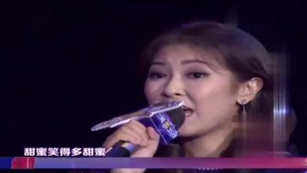 女子模仿邓丽君,一首《甜蜜蜜》难辨真假,跟原唱太像了吧!
