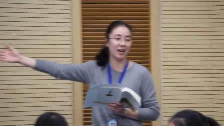 人教部編版語文八下第23課《馬說》課堂教學視頻實錄-朱琴
