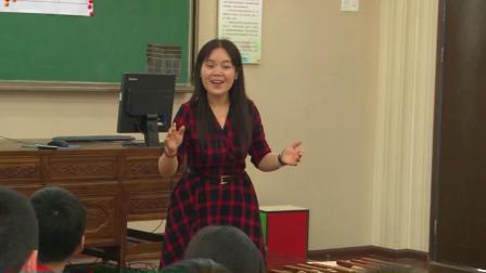 人音版六下《DOREMI》課堂教學視頻實錄-華央蘋