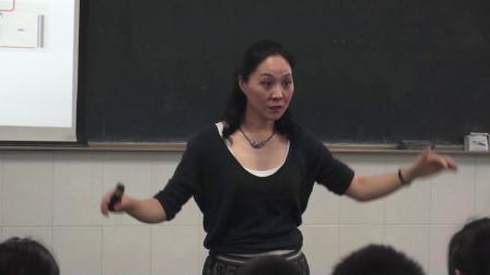 人音版六下第1課《花非花》課堂教學視頻實錄-石守蓉