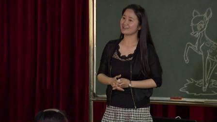 人音版六下第3課《愛是一首歌》課堂教學視頻實錄-張聰穎