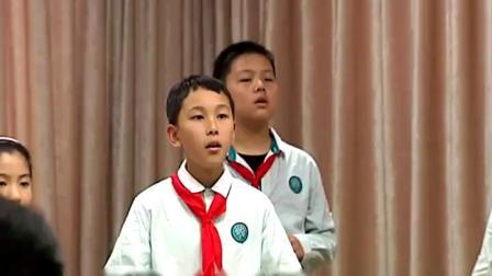 人音版六下第3課《DO RE MI》課堂教學視頻實錄-黃菁清