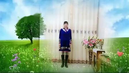 《《爱上一朵花》柔美俏皮舞蹈表演个人版》云琴广场舞
