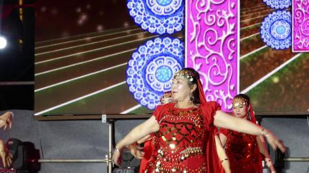 舞蹈 -- 嘟噜沙玛;攀枝花市仁和区仁和镇舞之春舞蹈队