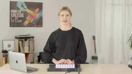 Ableton Push2视频教程中文字幕第三十四讲:设备的可视化