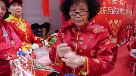 胶东民俗艺术节 火热开启