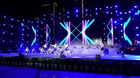 舞蹈 -- 好时光--;攀枝花市仁和区大和中路街办跳动音符舞蹈队
