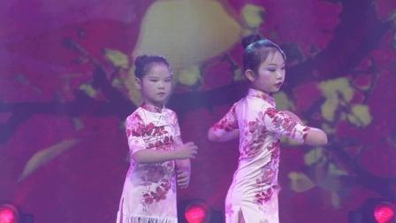 2019童梦中原少年中国少儿舞蹈大赛24-卢浮宫·1793舞蹈艺术培训机构-女人花