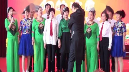 12-平安镇协会大合唱《打靶归来》