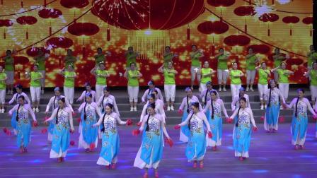 广场舞:绛州百姓的幸福生活
