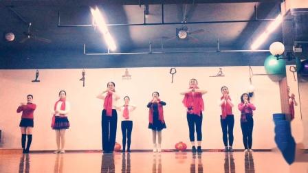 《恭喜发财》印梵瑜伽成人舞蹈年尾欢乐篇