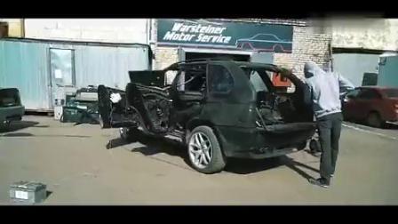 爆改宝马BMW-X5