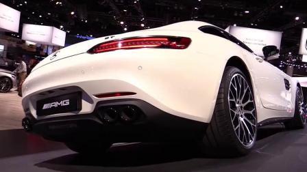 颜值性能完胜保时捷911,全新奔驰AMGGT双门轿跑