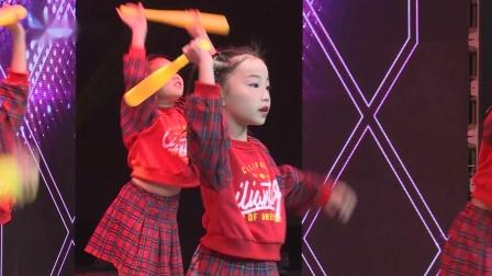 25.集体舞《活力棒球》星耀杯2018年12月校园舞蹈展演
