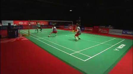 2019年马来西亚羽毛球大师赛日本style