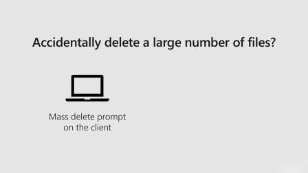 在SharePoint 和 OneDrive 中恢复文件的新功能