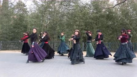 紫竹院相约紫竹广场舞---622-光阴的故事