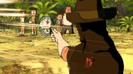 哆啦A梦:这个恐龙猎人很聪明,利用人性的弱点考验大雄等人