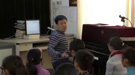 人音版音樂六下第3課《滑雪歌》課堂教學視頻實錄-姚直元