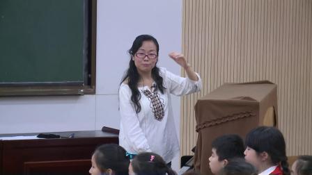 人音版音樂六下第5課《光輝的太陽》課堂教學視頻實錄-任麗莉