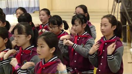 人音版音樂六下第6課《海德薇格主題》課堂教學視頻實錄-陳麗丹