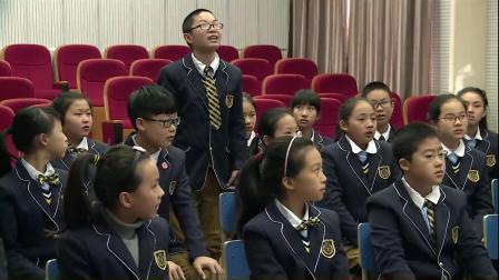 人音版音樂六下第6課《瀑布》課堂教學視頻實錄-陳凌秋