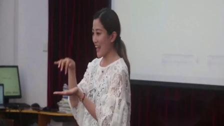 人音版音樂六下第6課《火車來了》課堂教學視頻實錄-袁倩猗