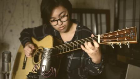 美诗特Maestro吉他弹奏1