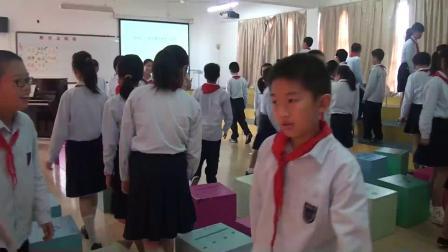 人音版音樂六下第7課《我們是朋友》課堂教學視頻實錄-顧敏
