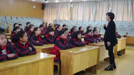 人音版音樂六下第7課《歡樂頌》課堂教學視頻實錄-岑琳