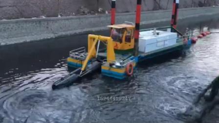 城市施工小型清淤船不错