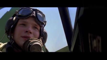 一部非常震撼的空战大片,许多年轻人没看过