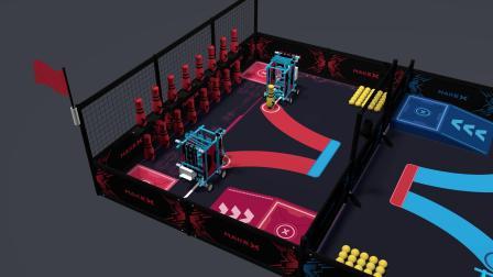 2019MakeX机器人挑战赛勇者征途规则视频