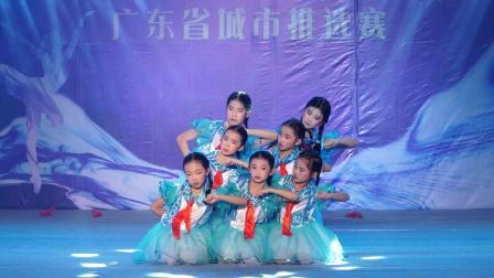 52.民族舞《那时花开》儿童组