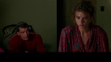 女子遭绑架后,主动献身绑匪的电影《捆着我,绑着我》