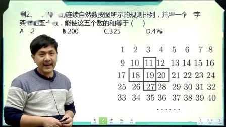 四年级寒假班第三讲复习视频