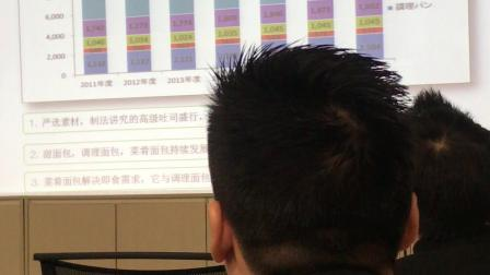 不二制油2019学术交流会日本烘焙产品市场分析报告1