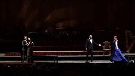 Boheme波西米亚人四重唱 - 意大利salerno女高音Francesca Manzo,意大利斯卡拉歌剧院Teatro alla Scala