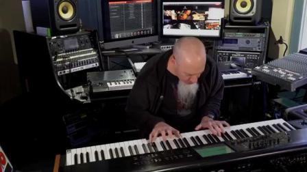 Jordan Rudess演示SampleTank 4_ 原声钢琴