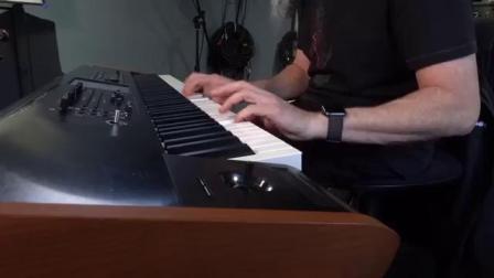 Jordan Rudess演示SampleTank 4_ 电钢琴