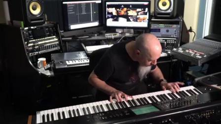 Jordan Rudess演示SampleTank 4_ 合成器