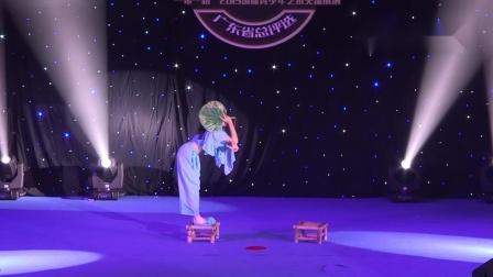 89 谢嘉陶 独舞《我和月亮说句话》星耀杯2018年12月星动五洲校园舞蹈展演