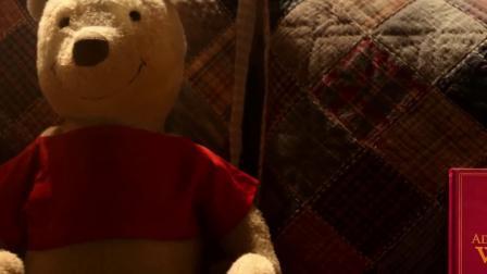 【小熊维尼】维尼抱着蜂蜜罐翻滚