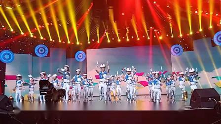灵山舞精灵舞蹈培训中心《我有一个梦想》