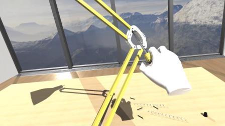 Steam 动作沙盒VR新游《Disassembly VR》试玩