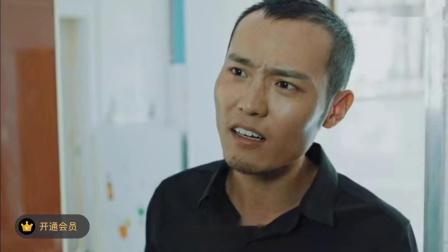 演员肖伟《狠角儿》电影饰老大颂帕